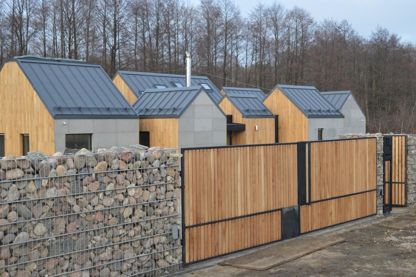 Modne ubrania Beton architektoniczny na elewacji   CONCRETE ART NE18