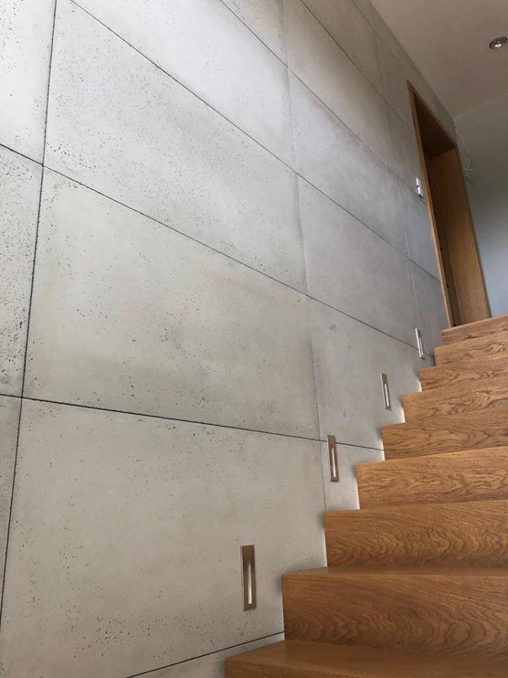 beton architektoniczny GRC naturalny